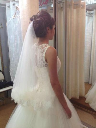 Продам свадебное платье в Вологде.